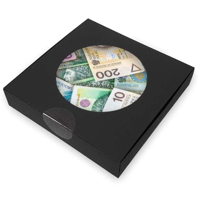 Podkładki drewniane Pieniądze - Banknoty 6 szt