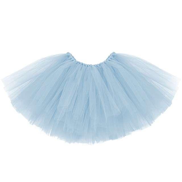 Spódniczka tutu Classic błękitna PartyDeco 25cm