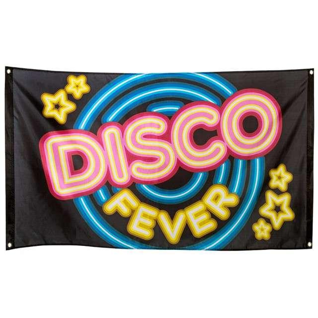 """Flaga """"Disco"""", BOLAND, 90x150 cm"""