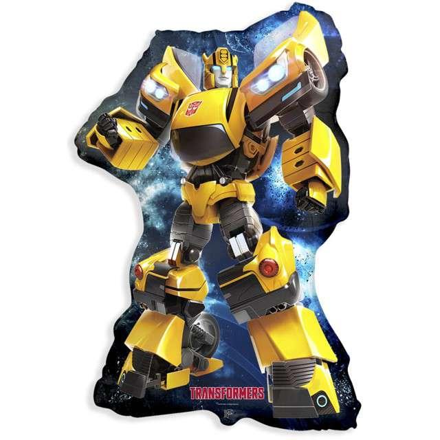 "Balon foliowy ""Transformers - Bumblebee"", FLEXMETAL, 24"" SHP"