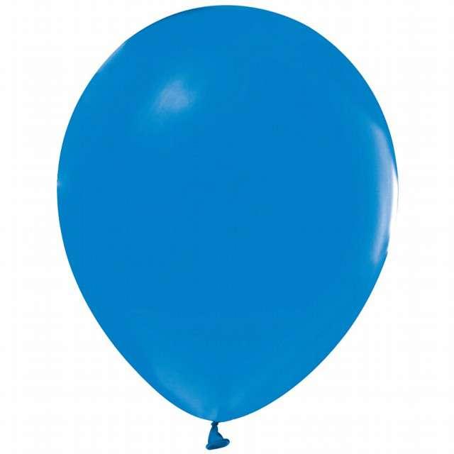 """Balony """"Beauty and Charm"""", niebieski pastelowy, GODAN, 12"""", 50 szt."""