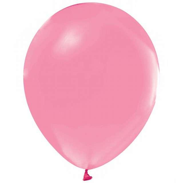 """Balony """"Beauty and Charm"""", różowy pastelowy, GODAN, 12"""", 50 szt."""