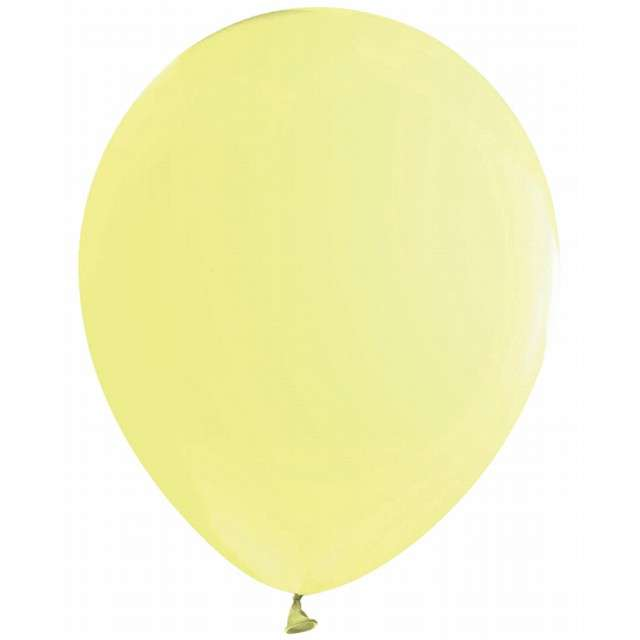 "Balony ""Beauty and Charm"", kremowe, GODAN, 12"", 50 szt."