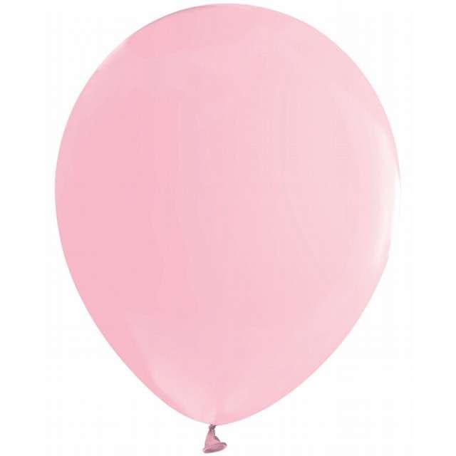 """Balony """"Beauty and Charm"""", różowe, GODAN, 12"""", 50 szt."""