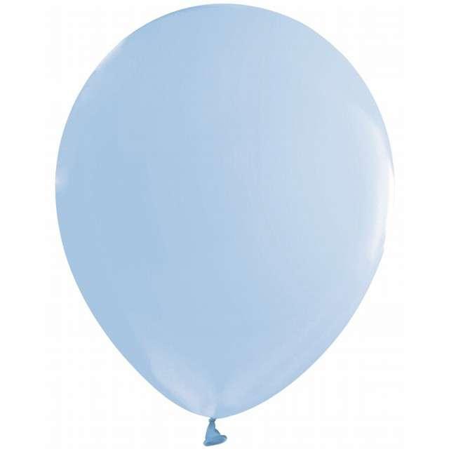 """Balony """"Beauty and Charm"""", niebieskie, GODAN, 12"""", 50 szt."""