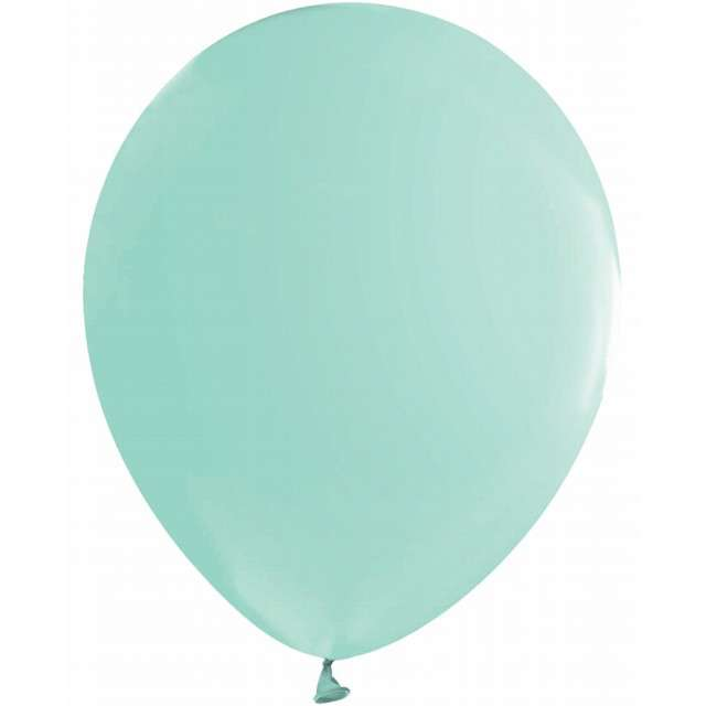 "Balony ""Beauty and Charm"", zielone, GODAN, 12"", 50 szt."
