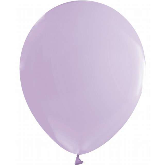 "Balony ""Beauty and Charm"", lawendowe, GODAN, 12"", 50 szt."