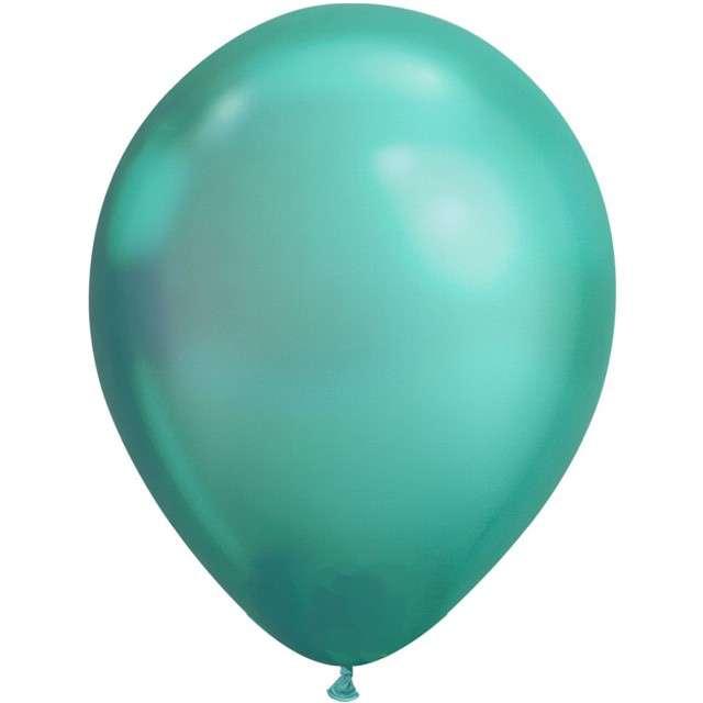 """Balony """"Chromowane"""", zielony, Qualatex, 16"""", 25 szt"""