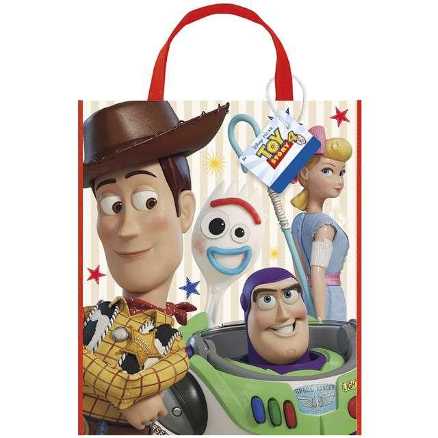 """Torebka prezentowa """"Toy Story 4"""", Godan, 33 x 28 cm"""