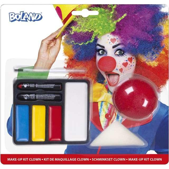 """Make-up party """"Klaun"""", Boland"""