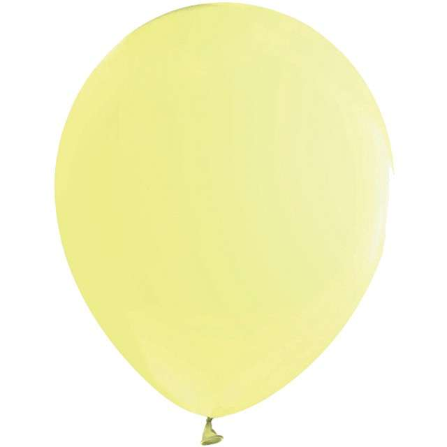 "Balony ""Beauty and Charm"", kremowe, GODAN, 12"", 10 szt"
