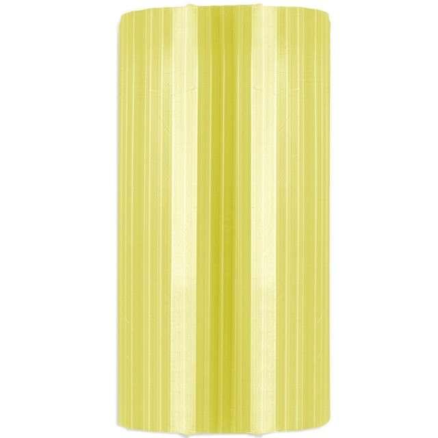 Słomki proste Classic - grube żółte Godan 24 cm 100 szt