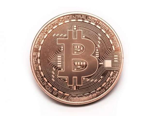 _yy_Bitcoin BTC w kapslu - moneta kolekcjonerska