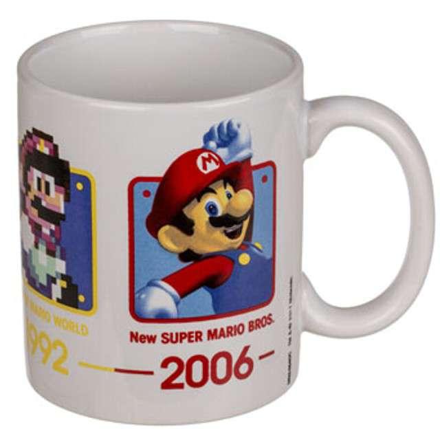 "Kubek ""Super Mario - Historia"", OOTB"