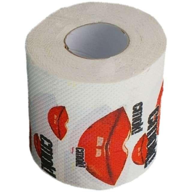 "Papier toaletowy ""Buziaczek"", TopGift"