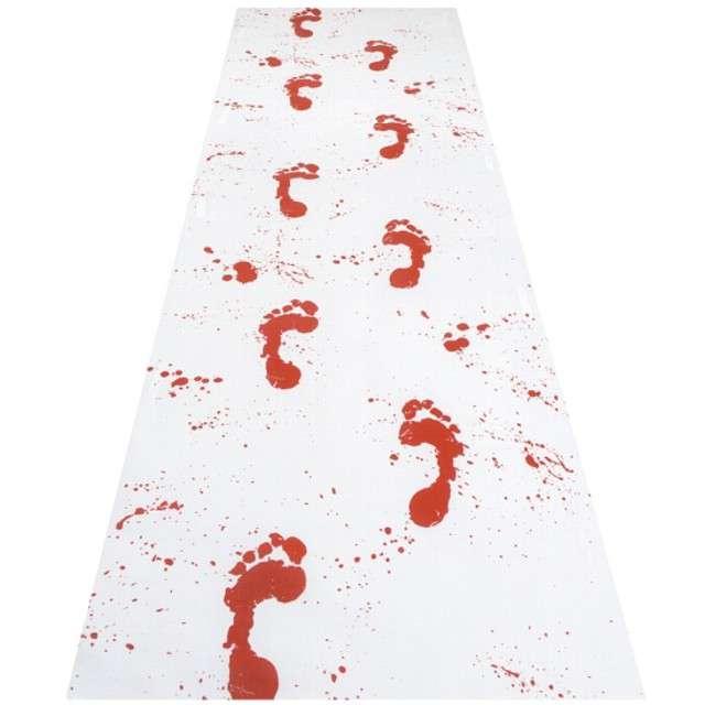 """Dywan """"Krwawe Ślady"""", Godan, 450 x 60 cm"""