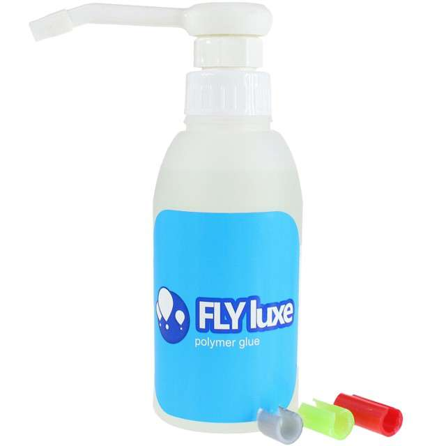 _xx_FLYluxe, żel do balonów, z pompką, 0.47 l
