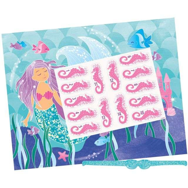 """_xx_Gra towarzyska """"Mermaid"""" (syrenka) dla 14 osób KK"""