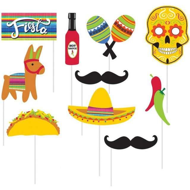 """Fotogadżety """"Meksykańskie Party"""", Godan, 10 szt"""