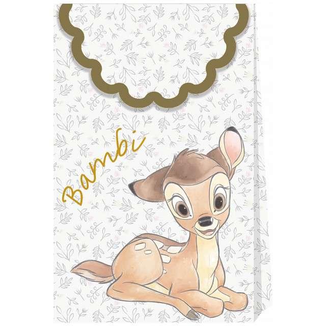 """Torebki prezentowe """"Bambie Cutie"""", Procos, 6 szt"""