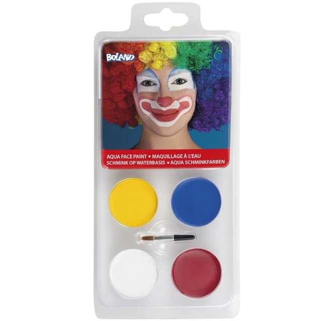 "Make-up party ""Farbki do twarzy Klaun"", Boland"
