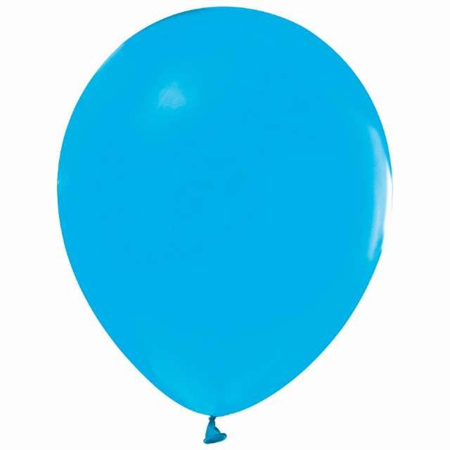 "Balony ""Helium Formula"", błękitne pastel, Godan, 10"", 100 szt"