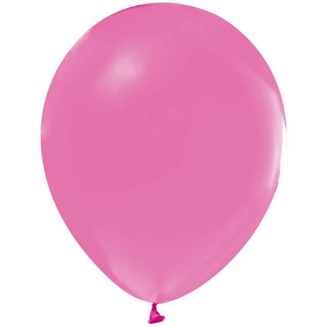 "Balony ""Helium Formula"", różowe jasne pastel, Godan, 10"", 100 szt"