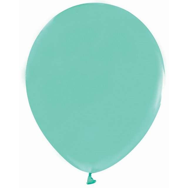 """Balony """"Helium Formula"""", miętowe pastel, Godan, 10"""", 100 szt"""