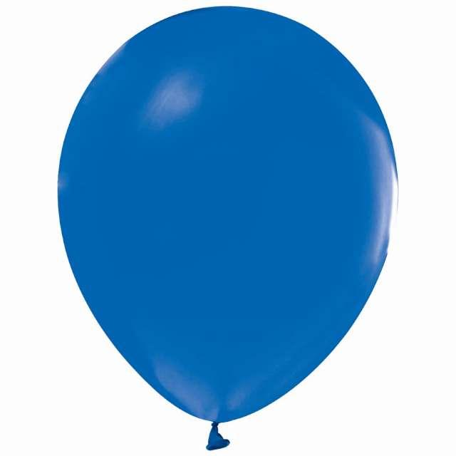 """Balony """"Helium Formula"""", niebieskie pastel, Godan, 10"""", 100 szt"""