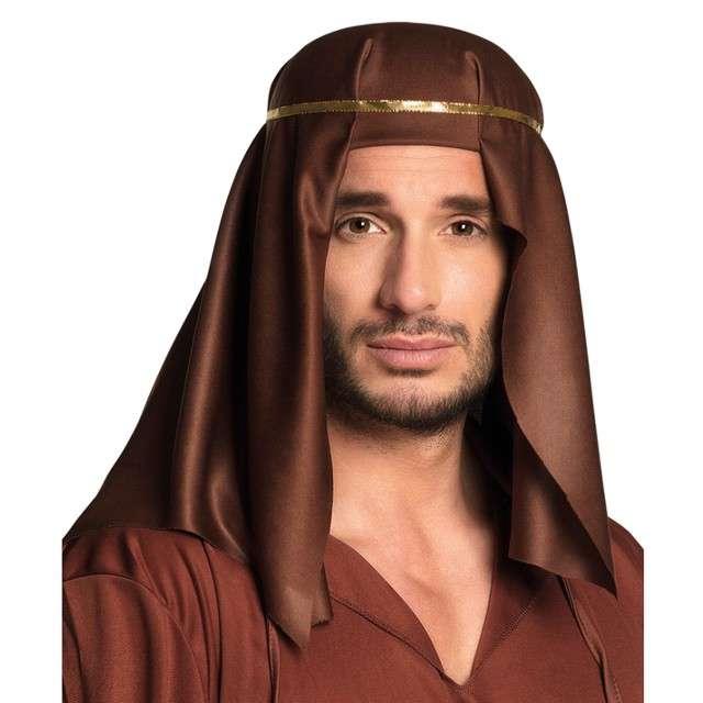"Kapelusz ""Arab Amir"", brązowy, BOLAND"