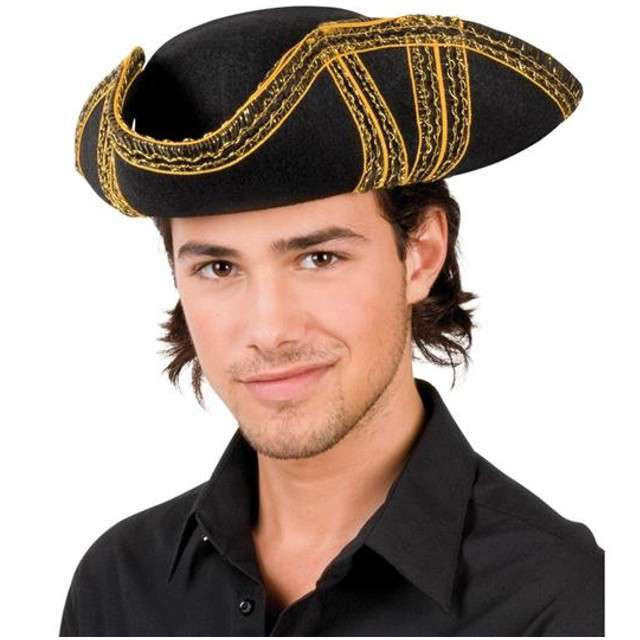 """Kapelusz """"Pirat ze złotym brzegiem"""", Boland"""
