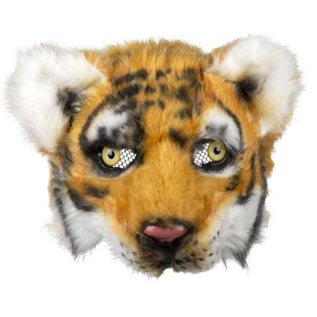 "Maska ""Tygrys"", pluszowa, Boland"
