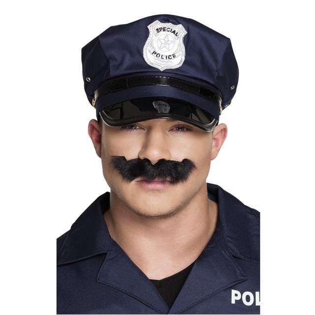 """Wąsy party """"Amerykański policjant"""", Boland"""