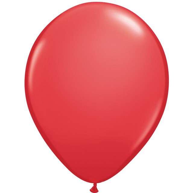 """Balony """"Classic"""", czerwony pastel, QUALATEX, 16"""", 50 szt"""