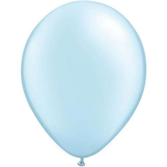 "Balony ""Classic"", błękitny metalik, QUALATEX, 5"", 100 szt"