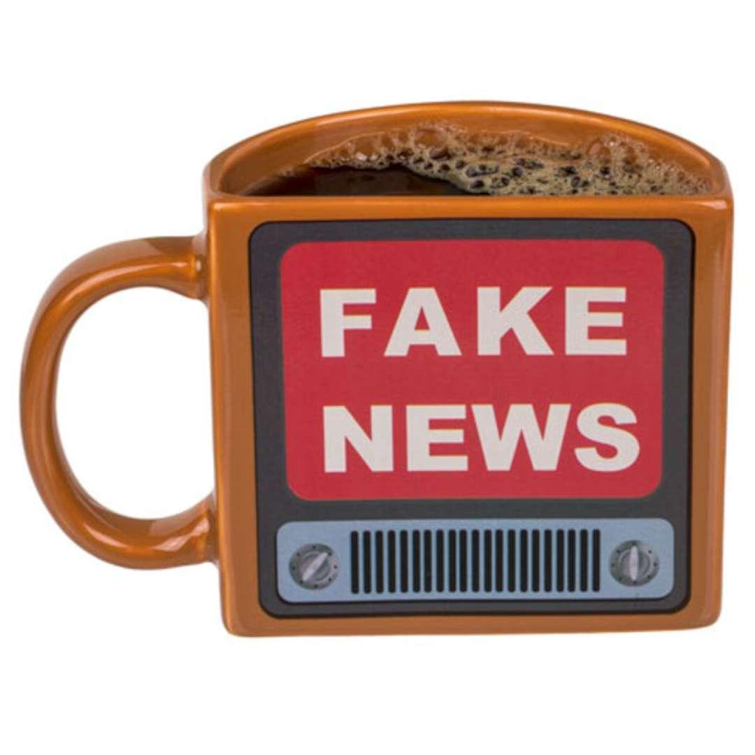 """Kubek """"Fake News"""", GadgetMaster"""