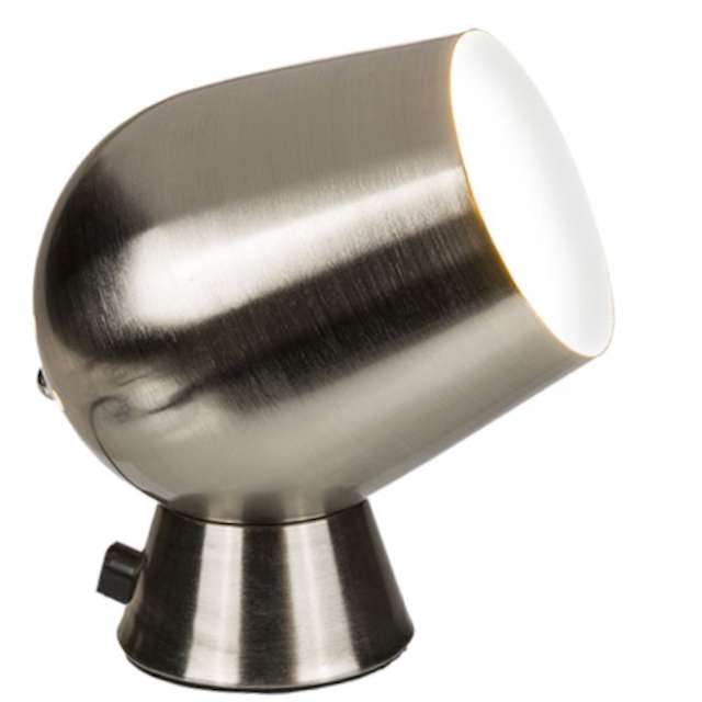 """Lampa """"Elegant Metal"""", srebrna, OOTB"""