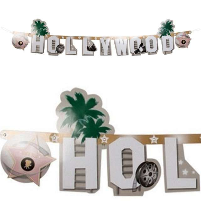 "Girlanda ""Hollywood"", BOLAND, 135 cm"