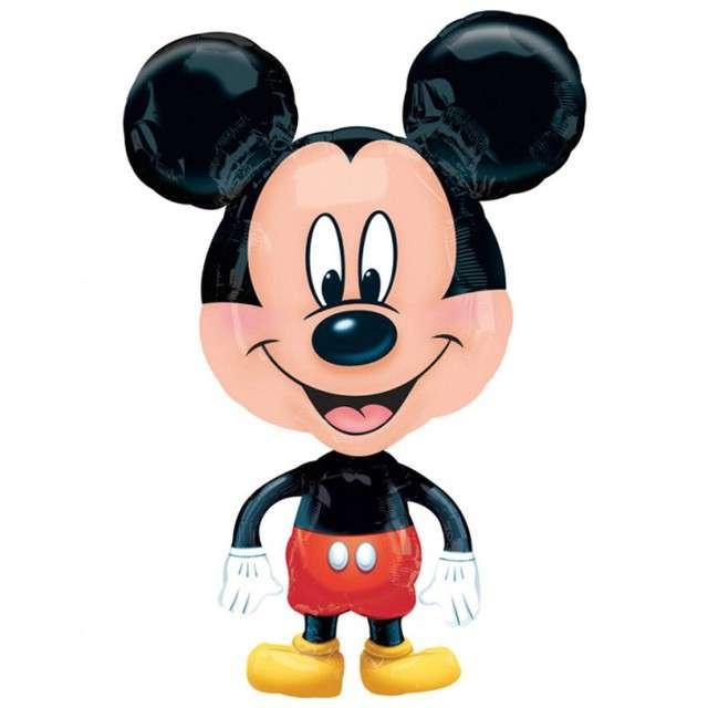 "Balon foliowy ""Myszka Mickey"", AMSCAN, 30"" AWK"