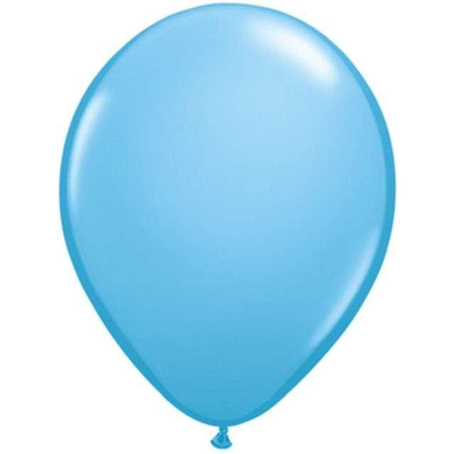 Balony Classic niebieskie Qualatex 16 50szt.