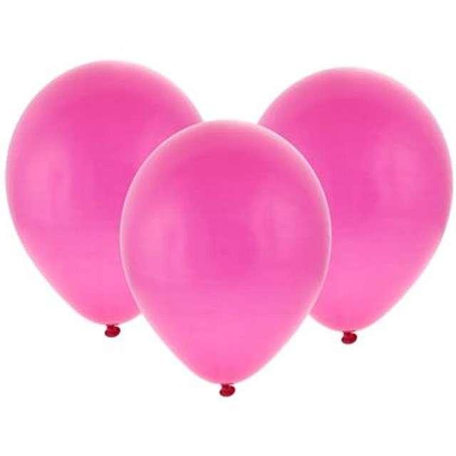 """Balony """"Bronisze"""", pastel różowe ciemne, Godan, 10"""", 100 szt"""