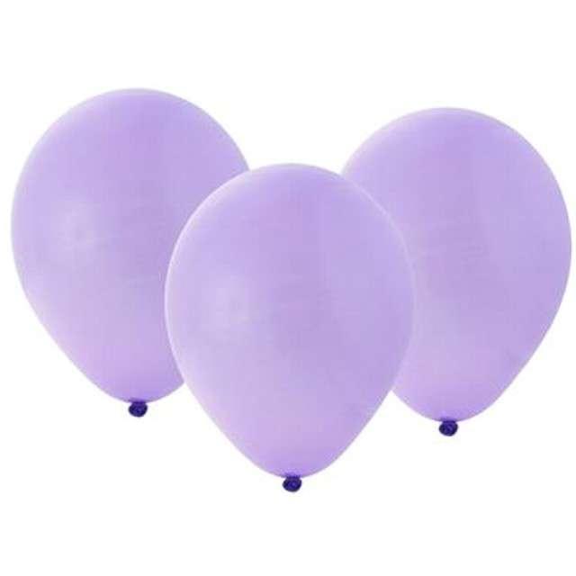 "Balony ""Bronisze"", pastel lawendowy, Godan, 10"", 100 szt"