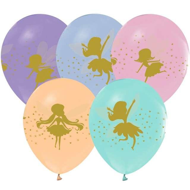 Balony Baletnice Godan 12 5szt.