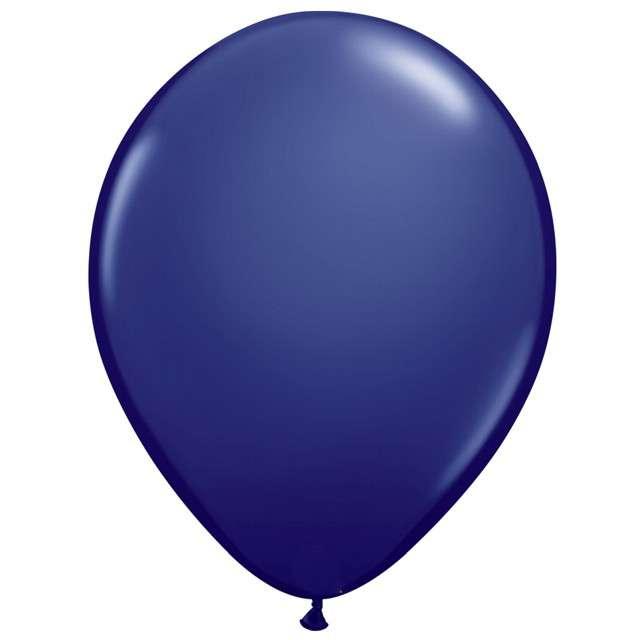 Balony Classic ciemnofioletowy Qualatex 16 50szt.