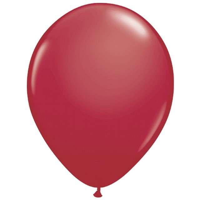 """Balony """"Classic"""", kasztanowy pastel, QUALATEX, 5"""", 100 szt"""