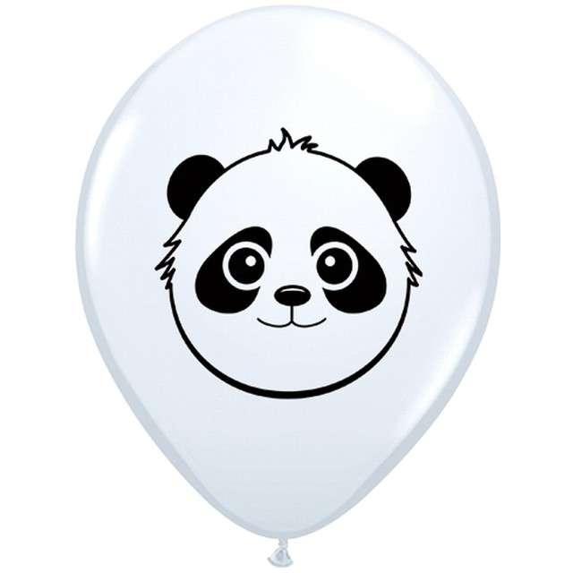 Balony Panda Qualatex 5 100szt.