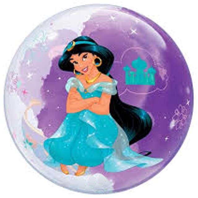 """Balon foliowy """"Bubble - Aladyn"""", Qualatex, 22"""", ORB"""