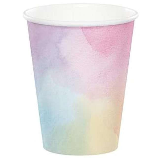 """Kubeczki papierowe """"Opal"""", Godan, 266 ml, 8 szt"""
