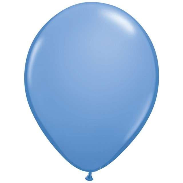 "Balony ""Classic"", niebieski pastel, QUALATEX, 16"", 50 szt"