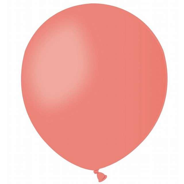 Balony Classic koralowe Gremar 5 100szt.